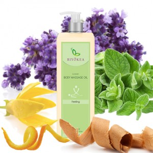 Dầu Massage Body Luxury - Feeling Oil...