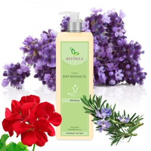 Dầu Massage Body Luxury - Relaxing Oil...