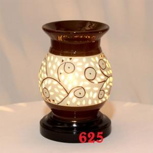 Đèn gốm điện 625